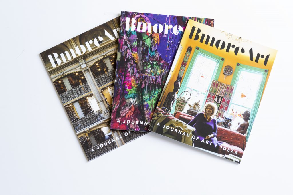 Image of BmoreArt Issues 1-3